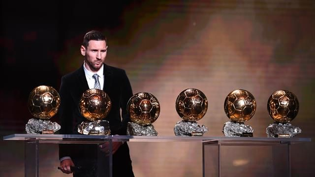 Messi - simply the best